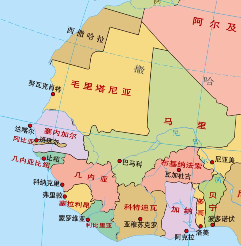 马里共和国概况