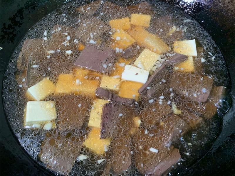 豆腐和这一起煮,多给孕妇吃,能预防缺铁性贫血 孕妇菜谱做法 第3张