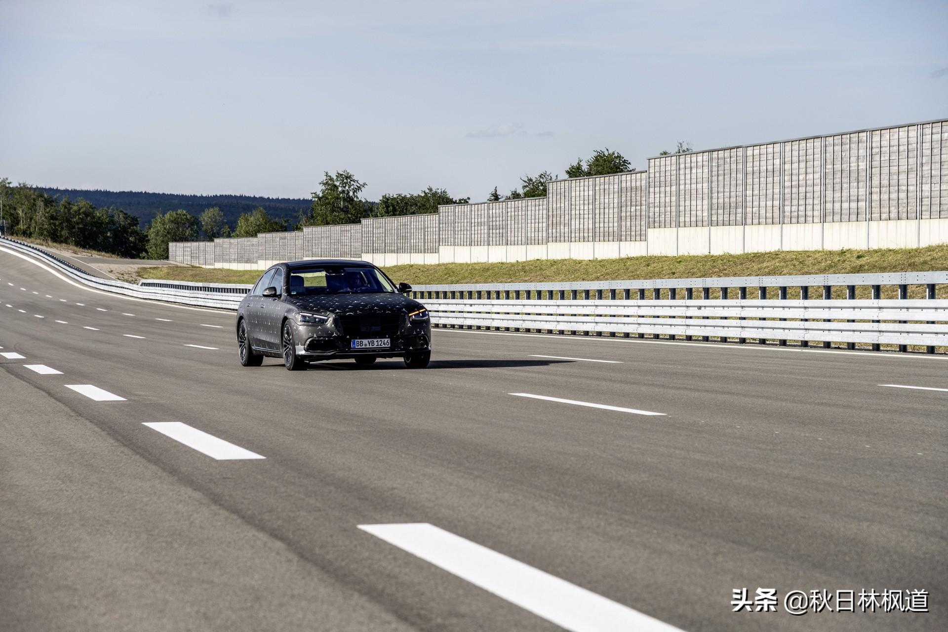 2021款奔驰S级海外版首次亮相,原来豪华可以这样