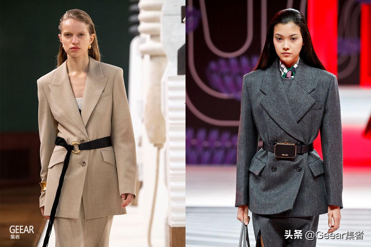 Chanel、Celine也常用的配搭技巧:这样穿西装外套才时尚