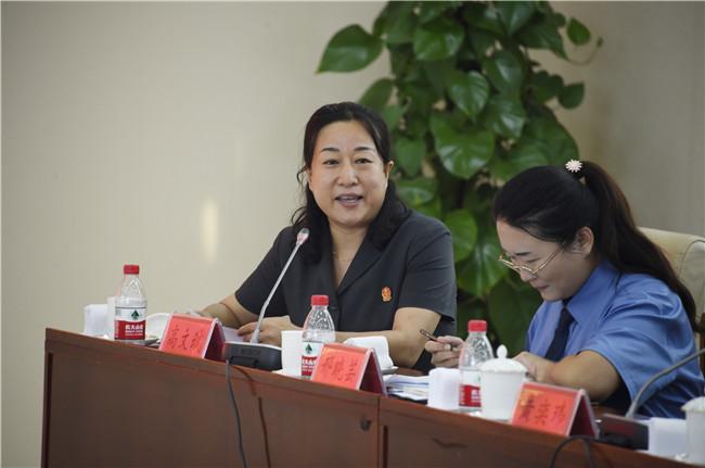 张军祝贺国家检察官学院建院30周年