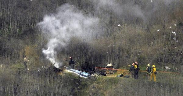 科比墜機事故調查結果出爐,飛行員違規飛入雲層,致空間定向障礙