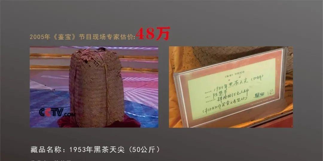 安化黑茶首个年份茶参考价格体系发布