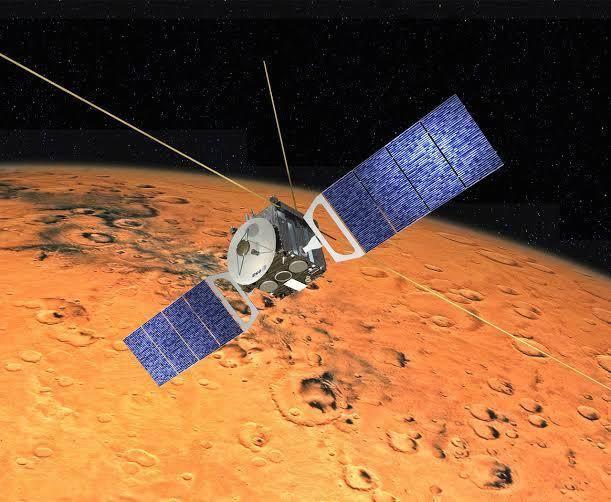 在火星冰盖下发现隐藏湖泊的迹象