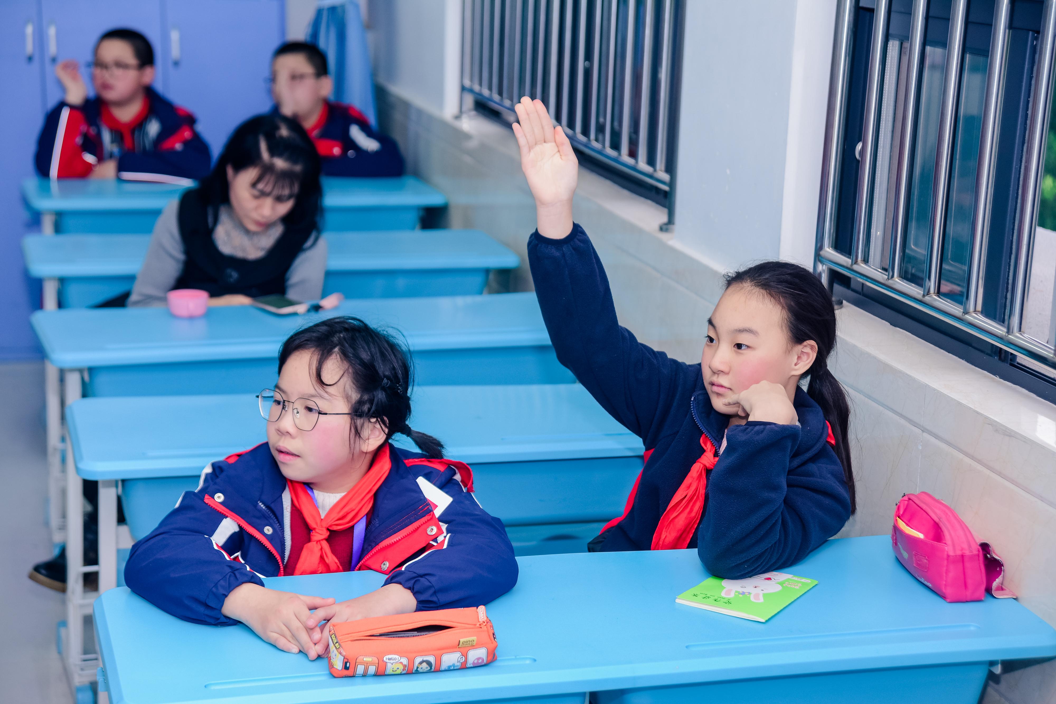 與書為友《西游記》導讀課走進溫泉小學