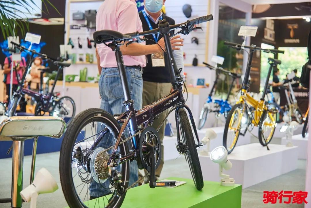 中国展骑行家专访大行DAHON韩博士:共享360商业战略 三项环保计划