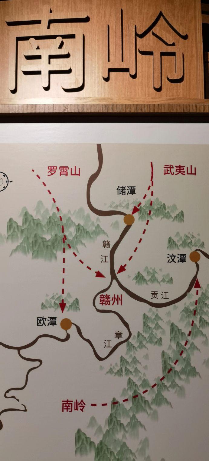 唐末时代主政赣州的卢光稠与风水大师杨筠松在赣州扩城以及营建城市排涝工程中作出奠基性贡献 功不可没