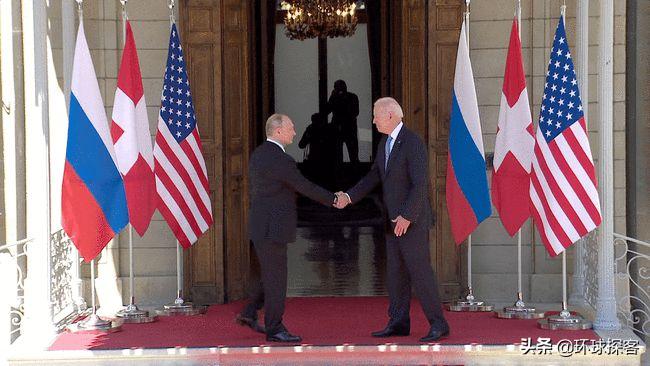 拜普會上,拜登出了三個國際洋相,美國會限制總統對外使用武力