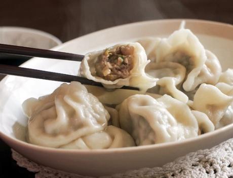 猪肉白菜饺子做法 入秋后的第一鲜 鲜香嫩 咬一口满嘴汁