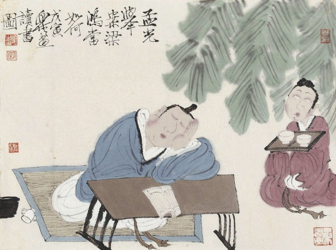 细读十首元稹诗:我今因病魂颠倒,惟梦闲人不梦君