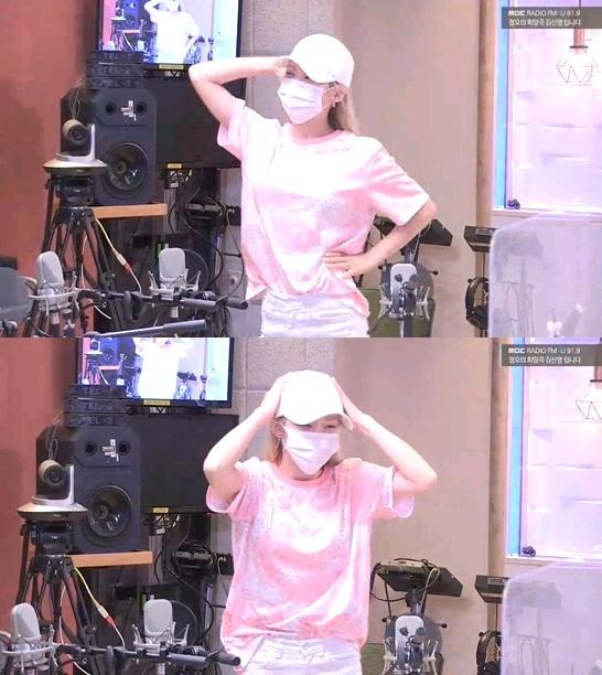 少女时代孝渊直播:她就是SM第二个全智贤,公司里的门面担当