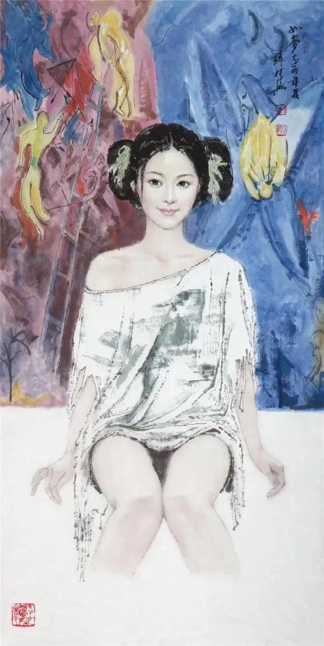 著名画家薛林兴老师给北京松云堂画廊题写斋号,感谢薛林兴老师