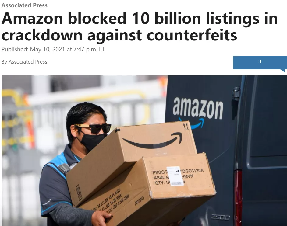 大卖封号,亚马逊官方回应:对违规行为零容忍