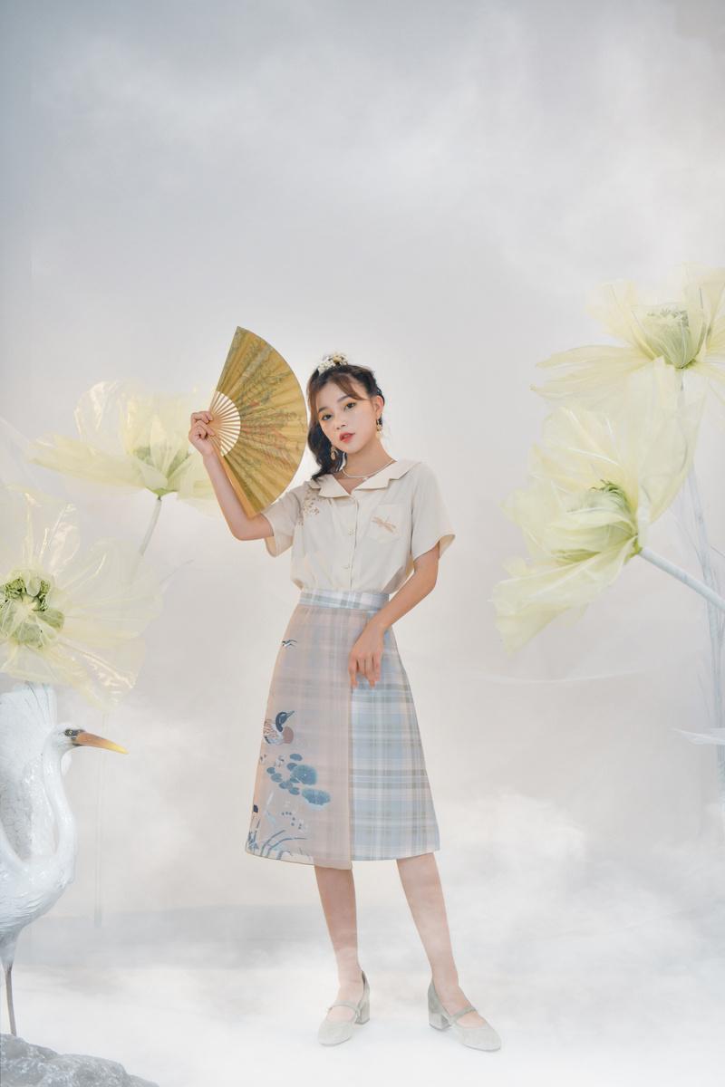 3种不同的夏日穿搭风格,体会不同的搭配体验,做个百变小仙女吧