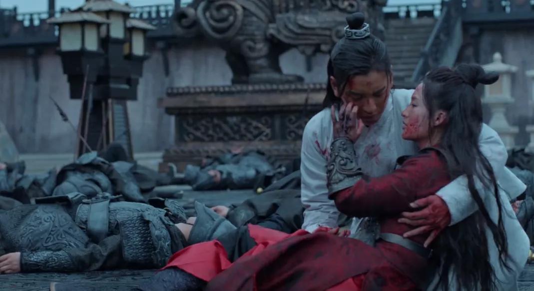 《狼殿下》大结局悲惨,李沁战死王大陆殉情,肖战归宿最幸福
