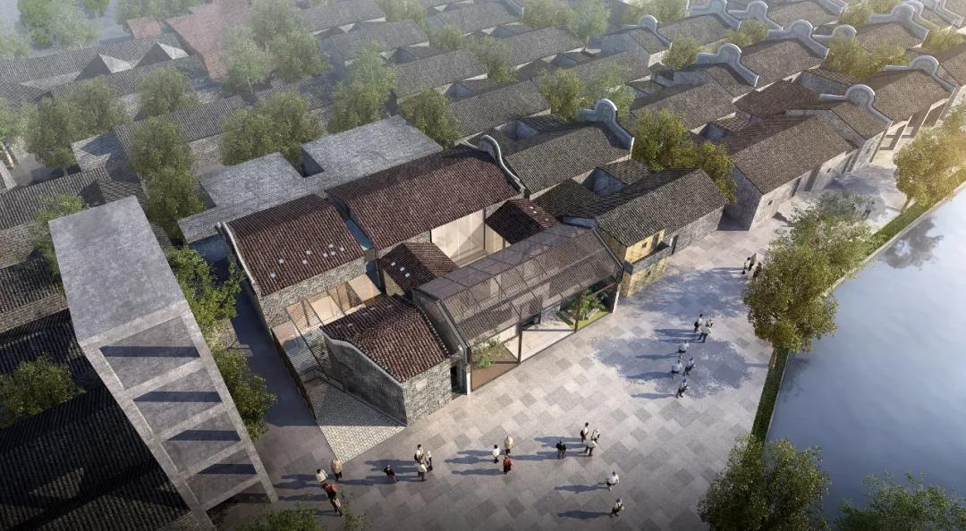 方案揭曉丨八位建筑大師集群設計重塑嶺南傳統古村