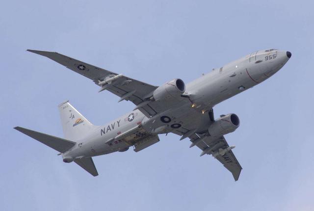 将我军对台战斗机的包夹,延伸到美军侦察机身上,遏制其为所欲为