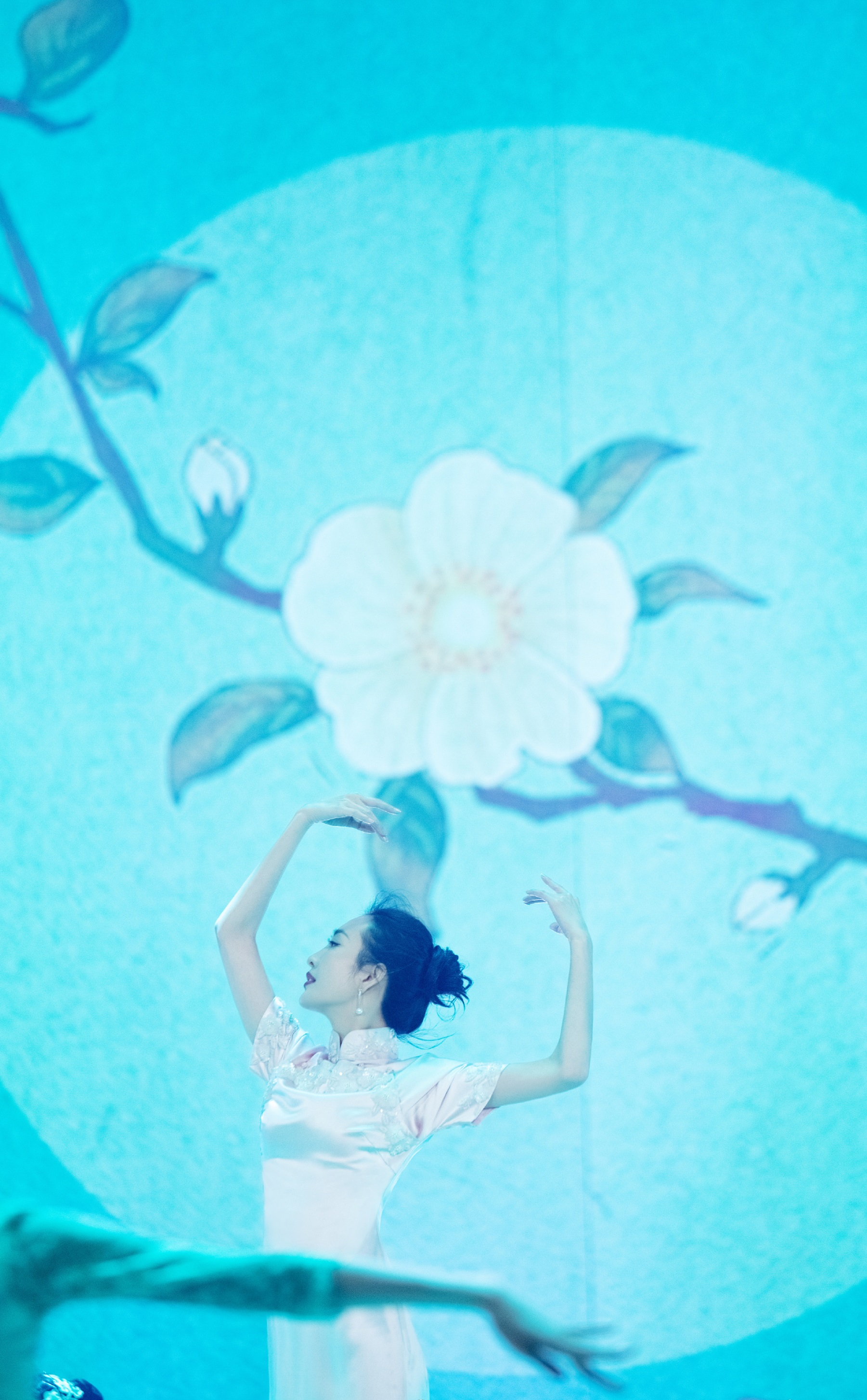 女星穿旗袍有多绝?宋轶,倪妮,景甜,文咏珊,都惊艳了时光