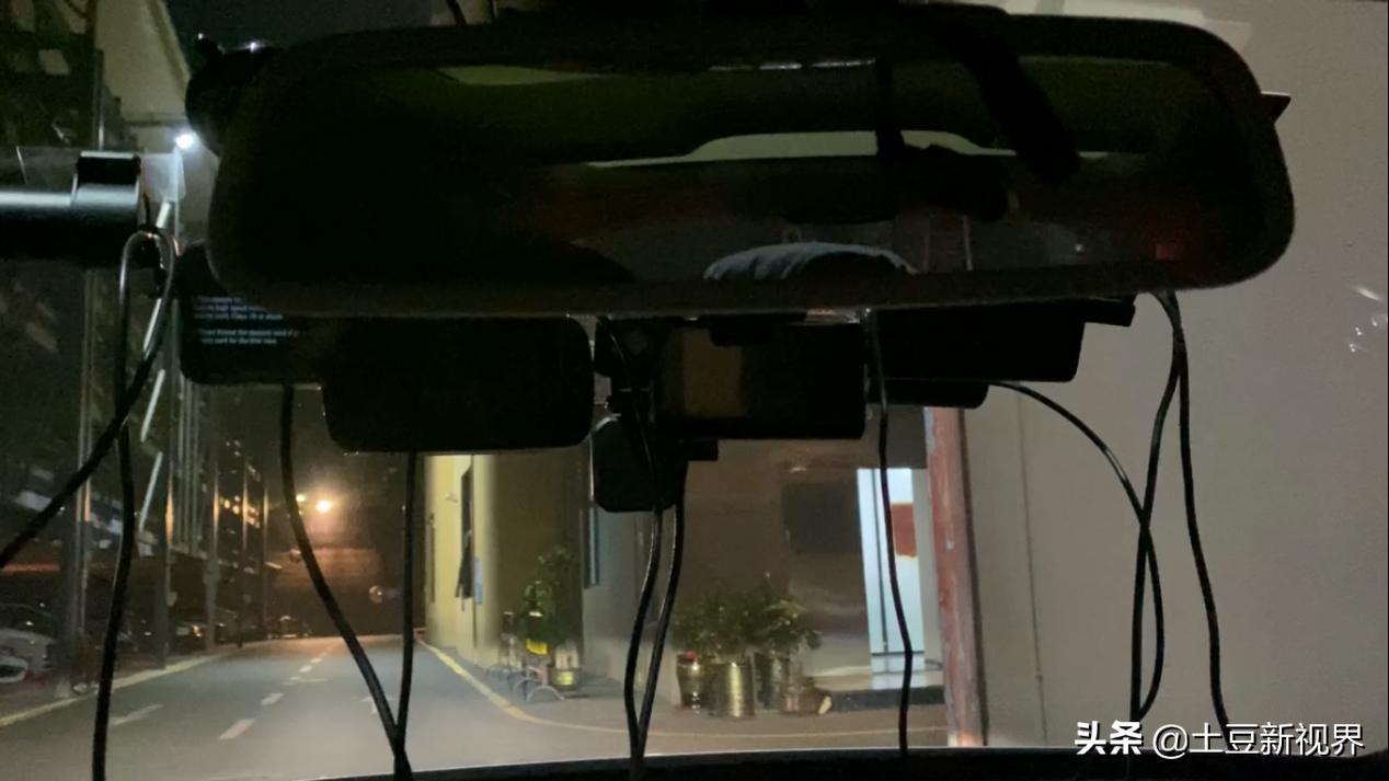 2021年四大品牌新款行车记录仪实测效果对比-国庆出游推荐