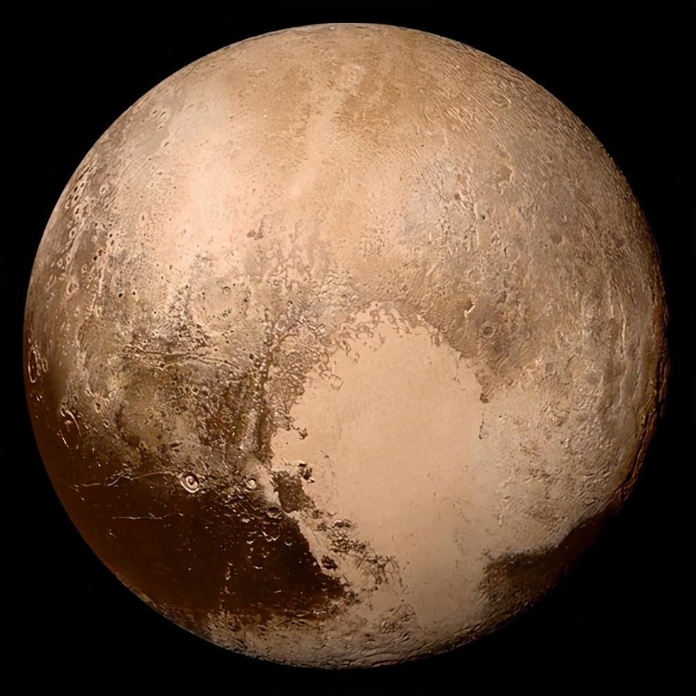 冥王星到底有多可怕?被踢出行星行列,一点也不冤