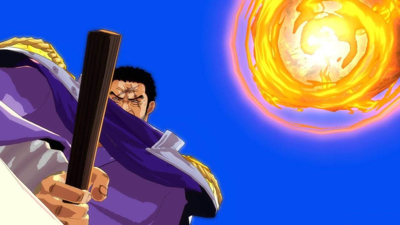 海賊王中能制造天災的10位角色,藤虎召喚天外隕石,老沙制造沙暴