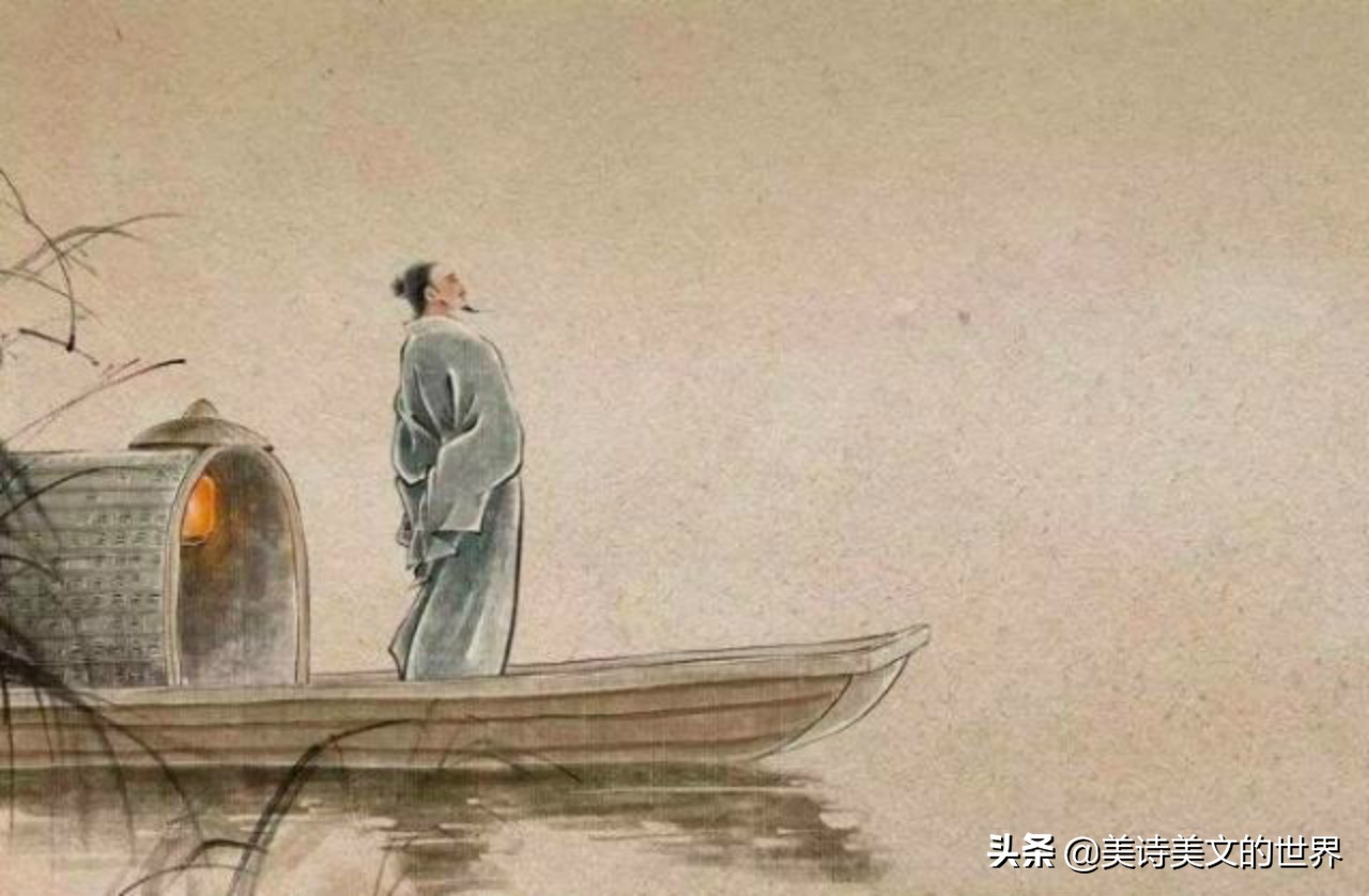 張繼《楓橋夜泊》唐代無人敢學,宋朝三流才子模仿一首,流傳千年