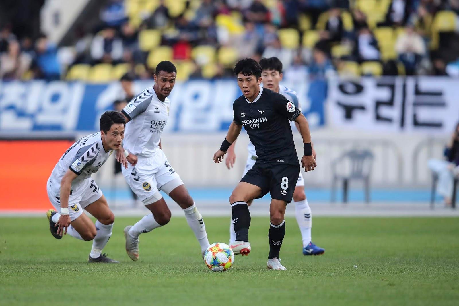 「韩K联」赛事前瞻:尚州尚武vs城南FC,尚州尚武略胜一筹