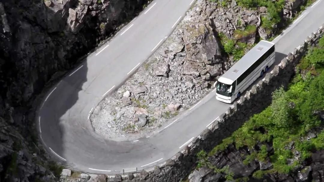 世界上最危险的6条公路,每一次经过都是运气的挑战