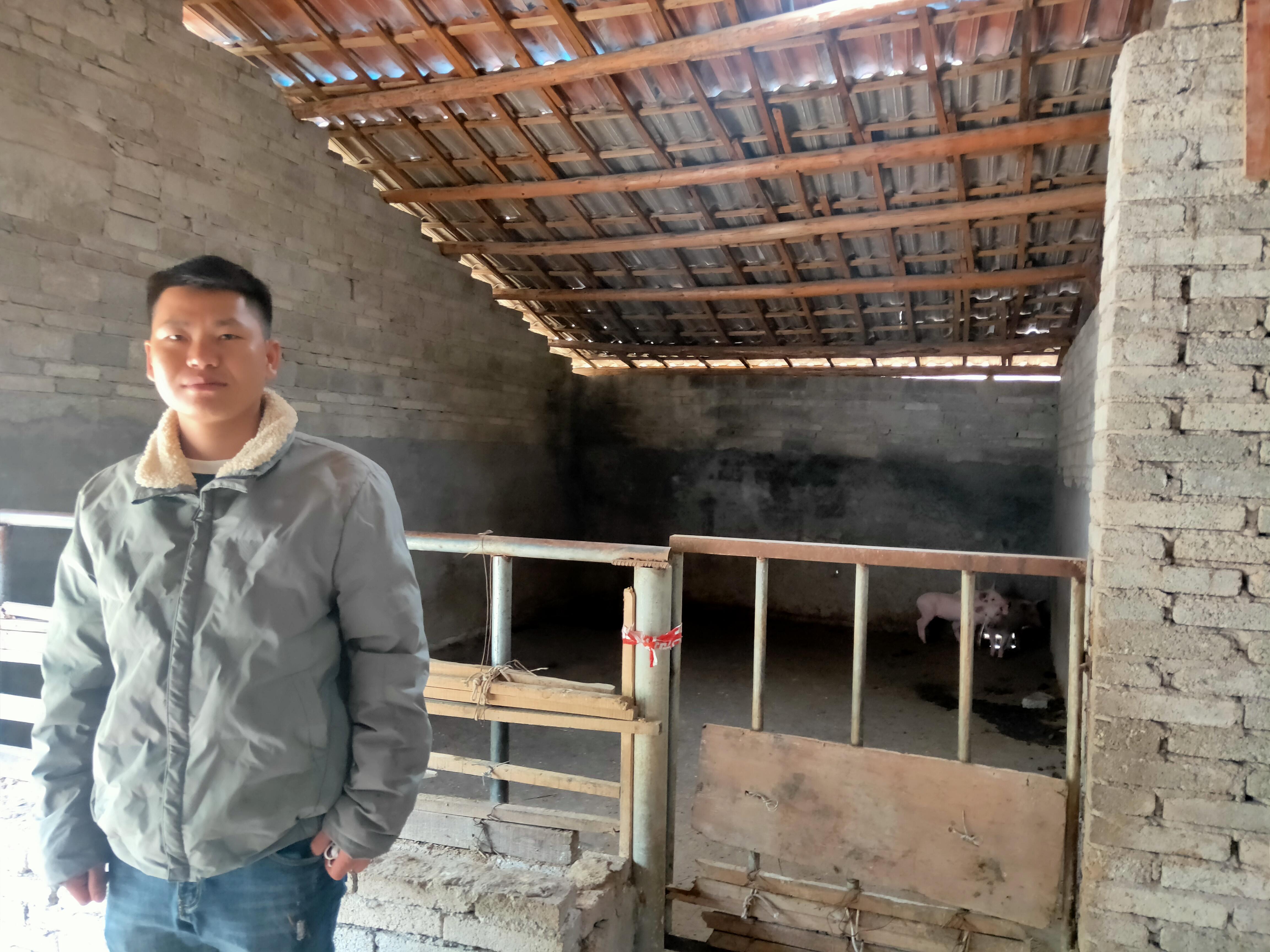 从江县青云:打造退役军人创业平台刺激养猪增收
