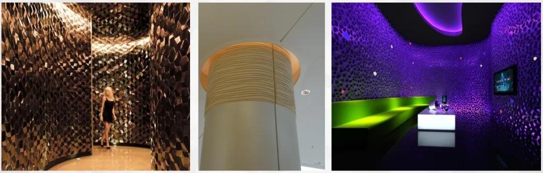 「GRG材料」GRG让你的空间造型想怎么扭就怎么扭
