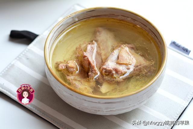 秋天要给家人多喝汤,5种家常做