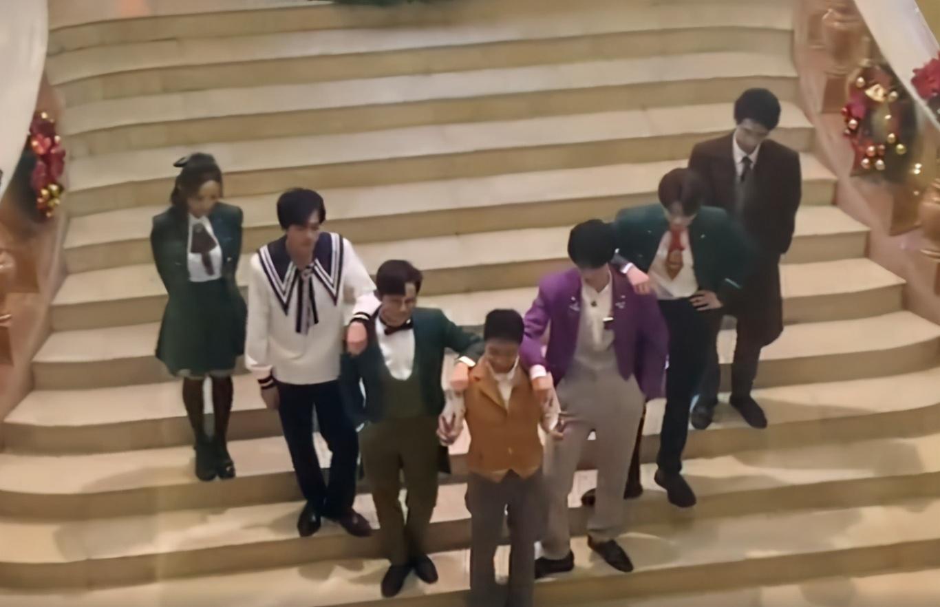 《明星大侦探6》回归,首期录制画面曝光,多位嘉宾缺席喜忧参半