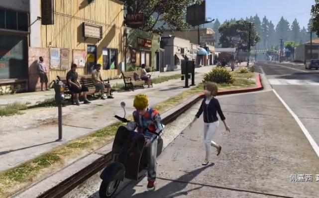 """为什么在《GTA5》的世界看不到""""儿童NPC""""R星:别搞事情"""