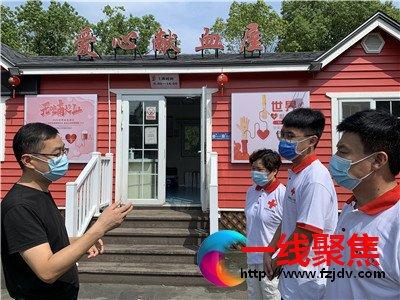 """永康红十字宣传服务队开展""""爱相髓""""造血干细胞捐献采样宣传活"""
