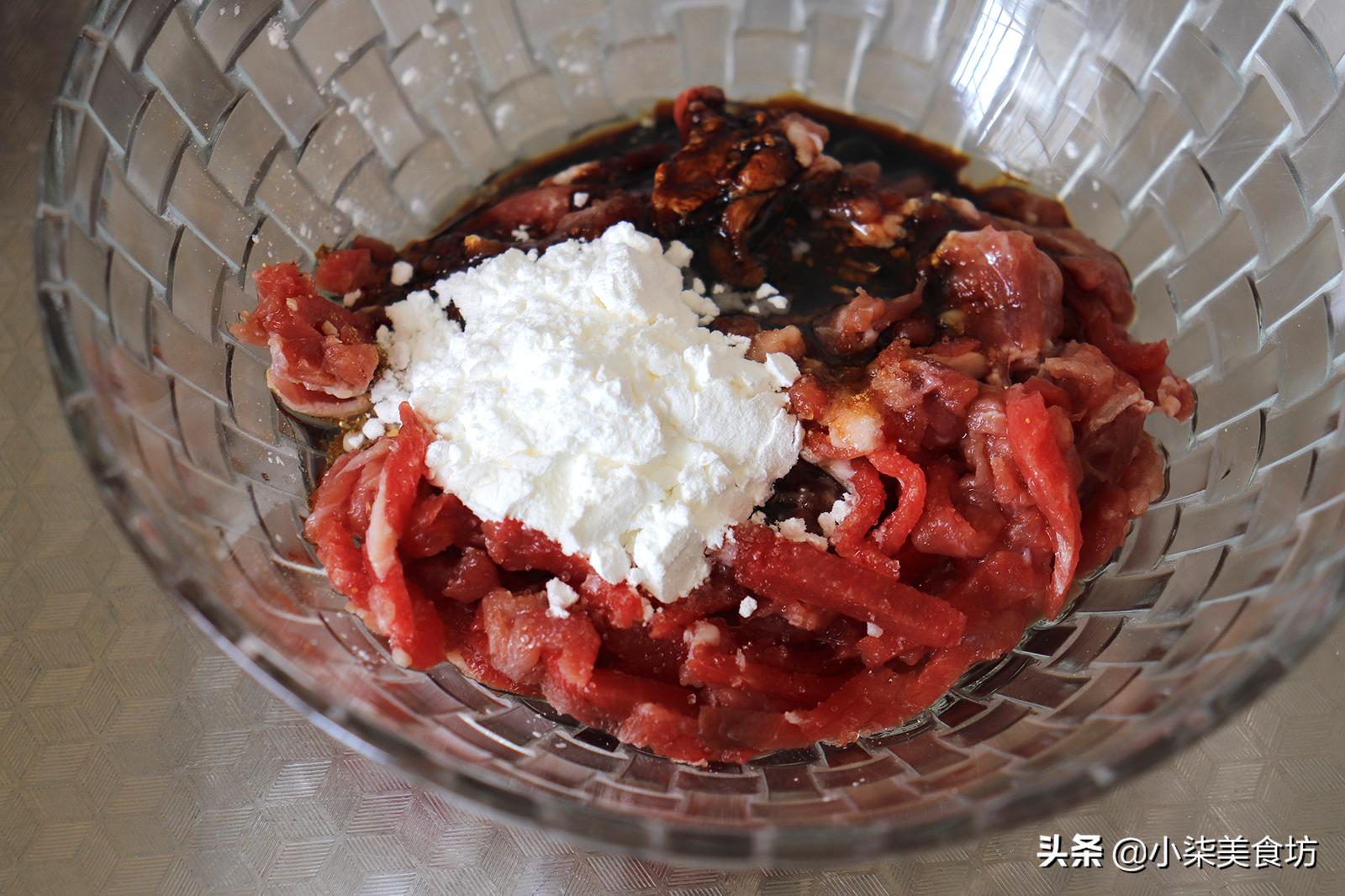 炒豆角时,切记不要直接下锅炒,多加2步,鲜嫩入味,营养又下饭 美食做法 第6张