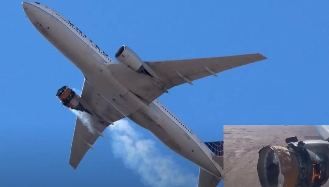 波音客机万米高空引擎爆炸!载241名乘客,巨大碎片砸落居民区