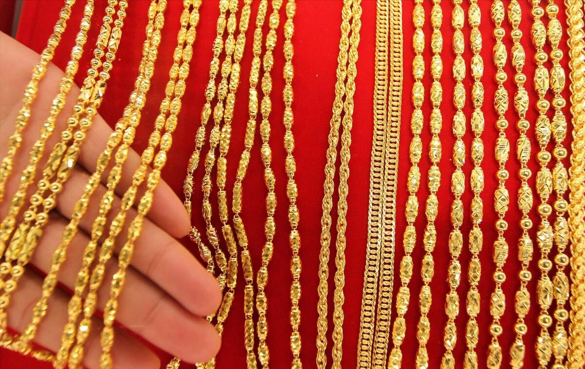 黄金价格大跌,2021年6月26日国内各大银行实物黄金最新金价表