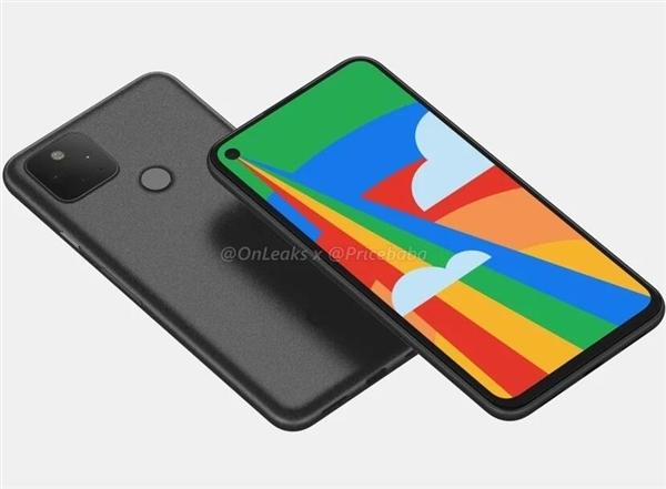 反方向升級!GooglePixel 5曝出:后置摄像头指纹识别 骁龙处理器765G