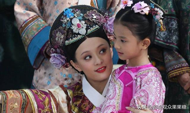 《如懿传》中富察皇后的女儿远嫁,甄嬛如此开心,因为幸灾乐祸吗