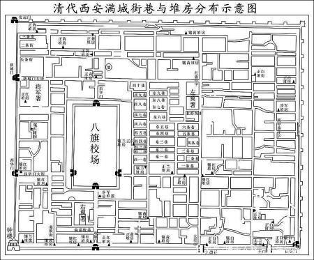 西安历史上的皇宫—唐•太极宫