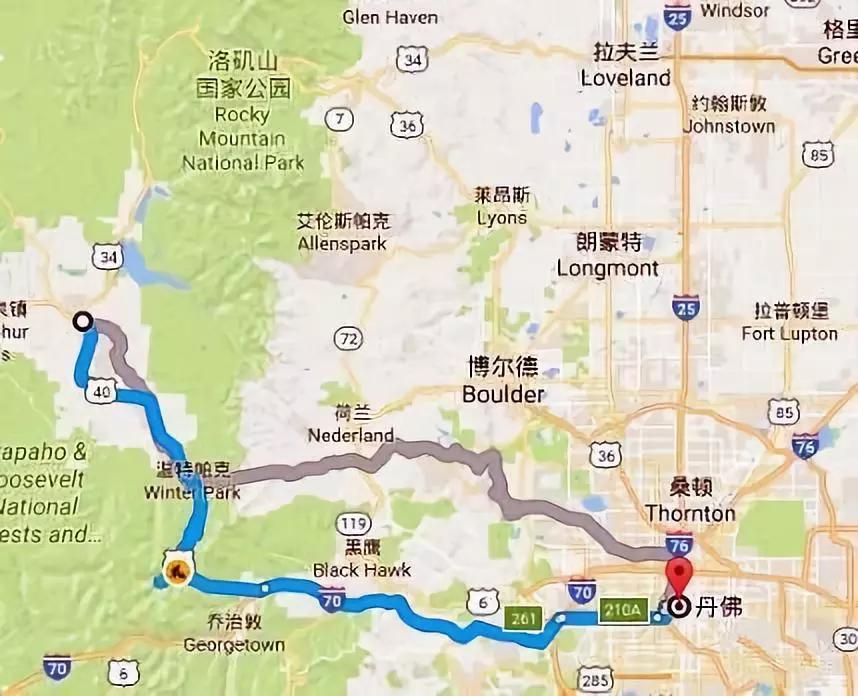 国家公园篇|落基山国家公园最全旅游攻略