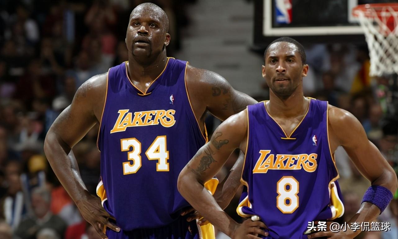 00年代NBA前10球星:皮尔斯上榜,詹姆斯前5,邓肯第2