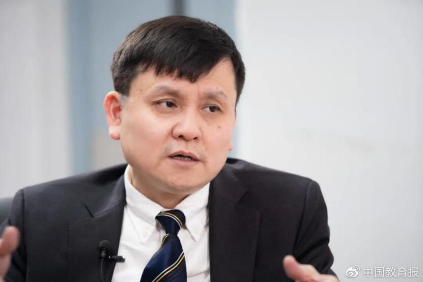 "Zhang Wenhong phonates: "" vaccinal hesitation "" not be vaccinal problem, it is human problem"