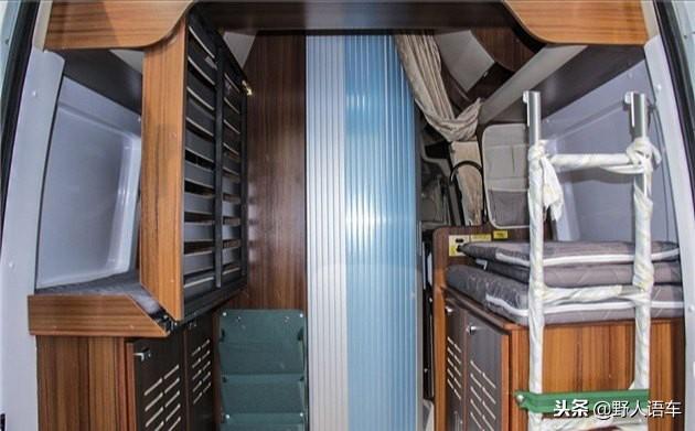 顺旅S850旅居房车升級不抬价带升降床关键点及时,商旅服务家居好挑选,够买