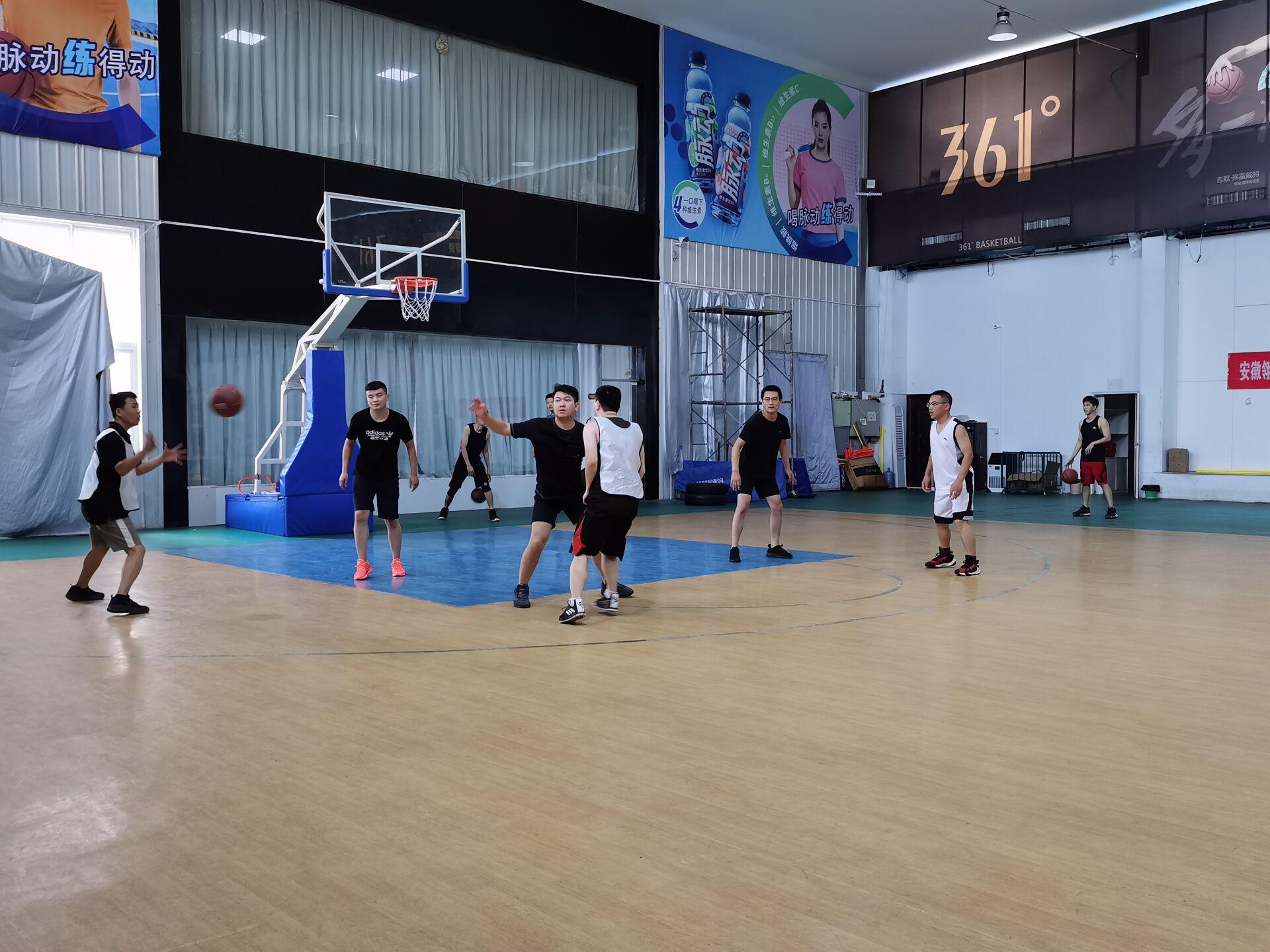 """北京欧倍尔软件第四届""""欧倍尔杯""""篮球赛圆满落幕"""