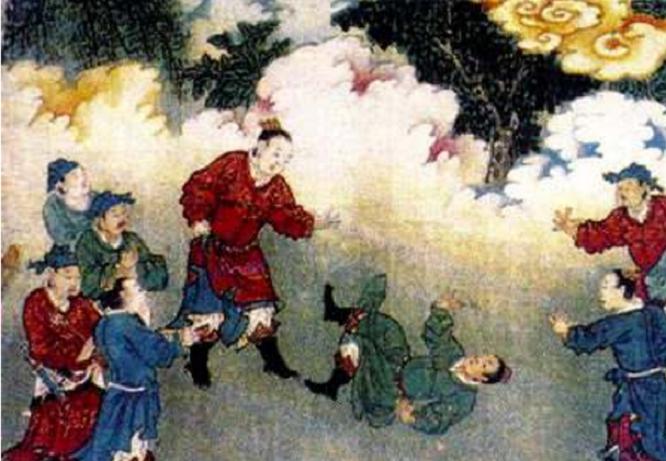 """""""士庶纵观,欢呼震动"""":火爆大宋王朝的相扑运动,也有女子队"""