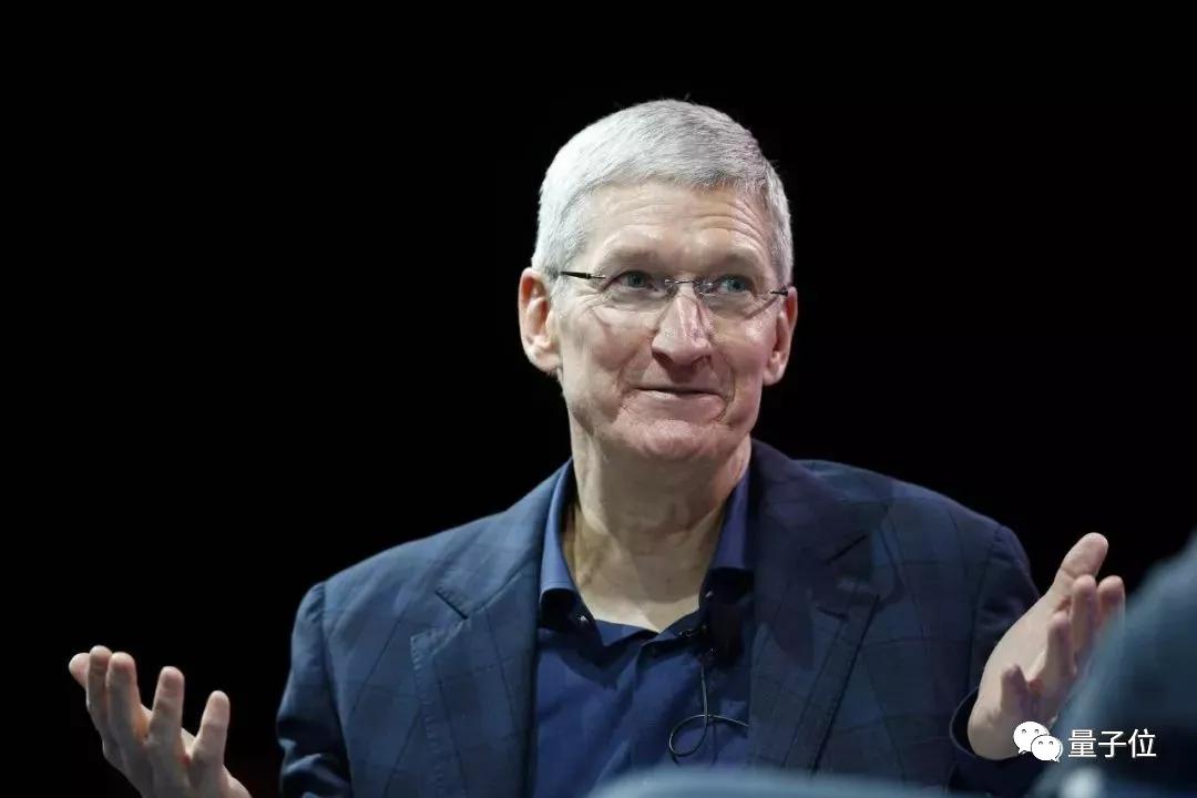 库克笑了,要给股东多分红:换M1后Mac营收增70%,iPhone增长66%