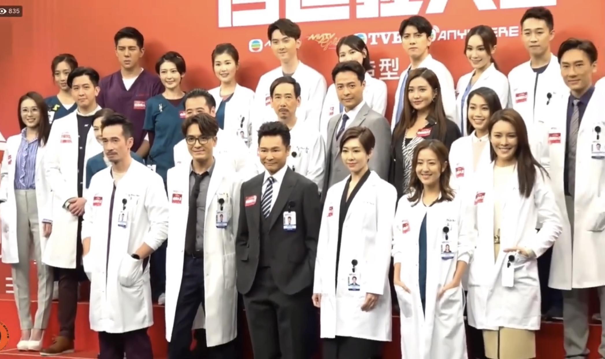 合拍剧是港剧未来?TVB2021年四部合拍剧值得你期待