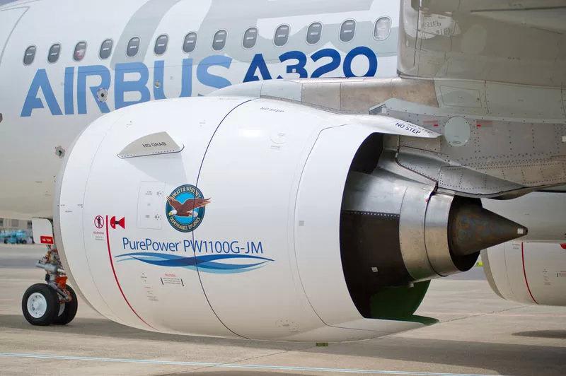 关于配备有普惠发动机的A320neo飞机的最新风险提示