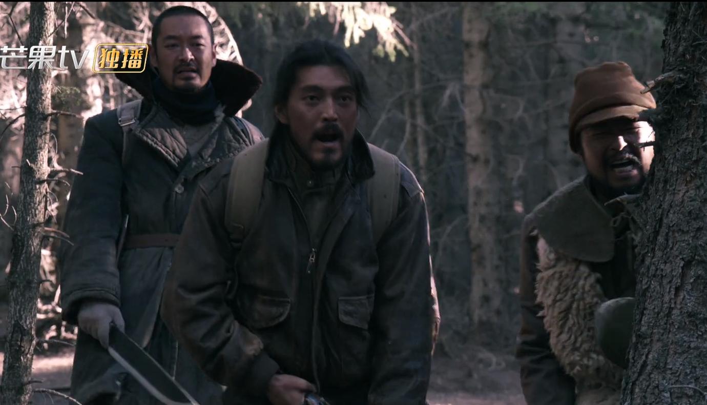 秦昊新剧《猎狼者》刚播一天,豆瓣口碑就爆了,全都是五星好评